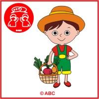 Zdravá zelenina a záhradník