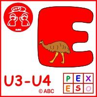 Abeceda zvieratká od A po Z - interaktívne hry Pexeso